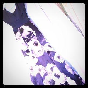 Form-Fitting off the shoulder prom dress